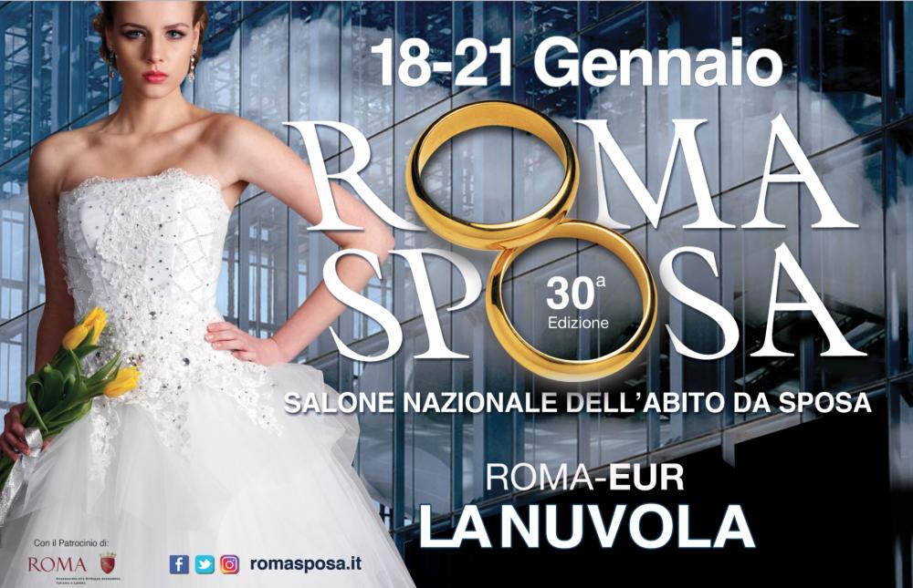 roma sposa 2018