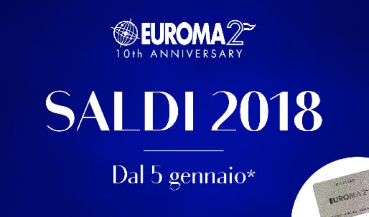 saldi Euroma2 2018