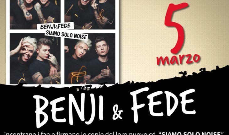 Benji & Fede Romaest