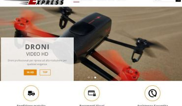 Accessori gadget e droni online - PassionExpress.it