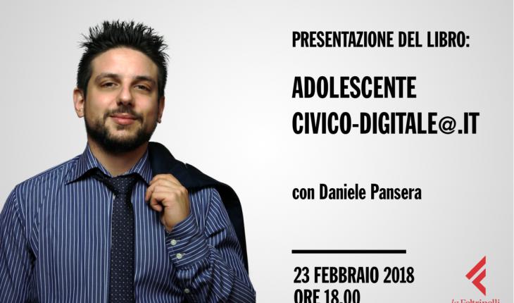Adolescente Civico Digitale Daniele Pansera