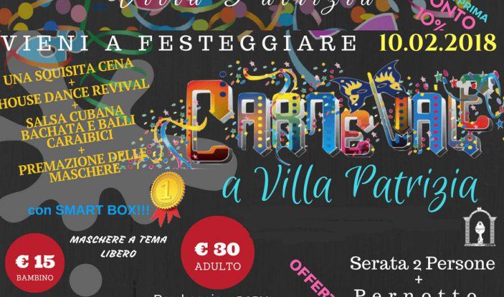 Carnevale Villa Patrizia 2018