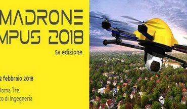Drone Campus 2018 Roma Tre