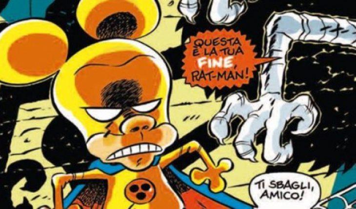 Evento Rat Man Roma