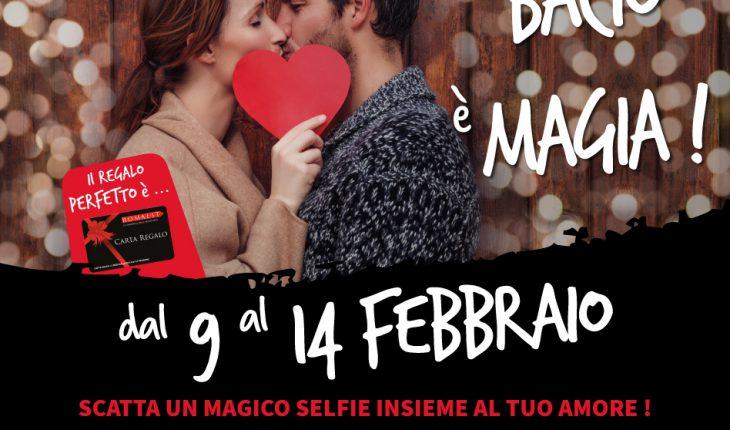 Roma Est Il Bacio è Magia