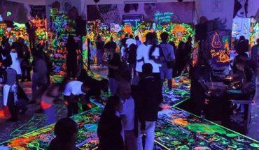 Neon Rave Ex Dogana