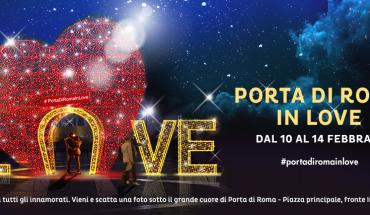 Porta di Roma San Valentino