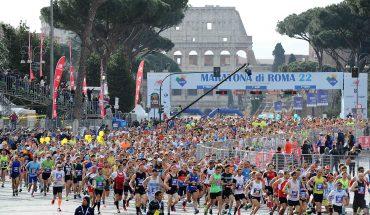 Aprile Maratona di Roma