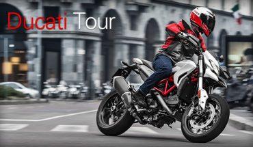 Ducati Tour Roma