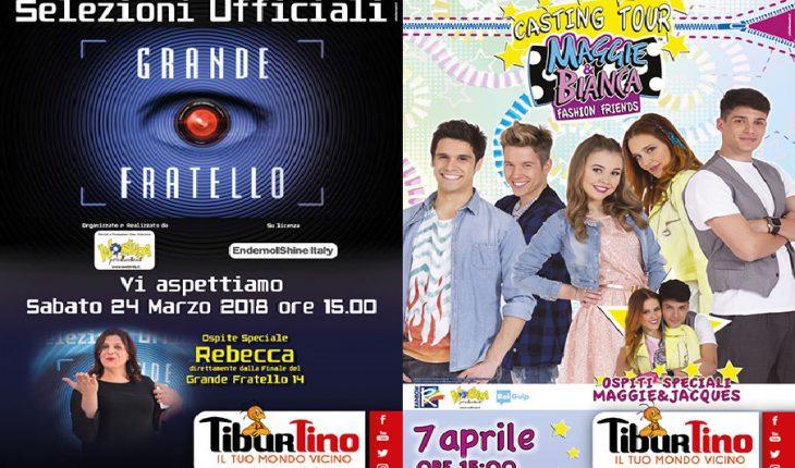 Eventi Centro Commerciale Tiburtino