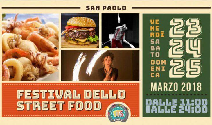 Street Food San Paolo