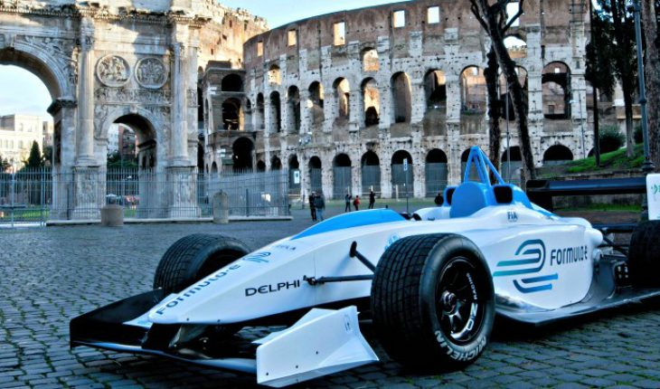 Gran Premio Formula E