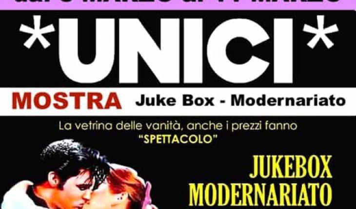Mostra Jukebox Roma