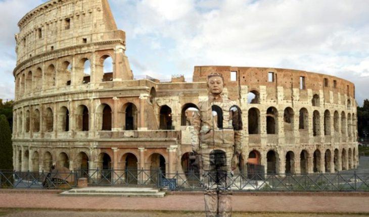 Mostra Arte Invisibile Roma