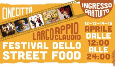 Street Food Cinecitta'