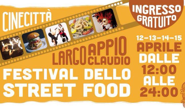Street Food Cinecitta'