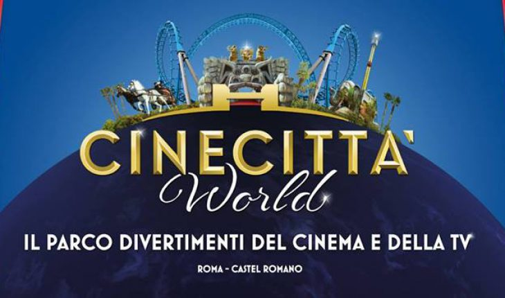 Nuova Attrazione Cinecitta' World