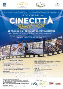 Cinecittà World Run