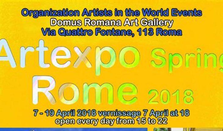 Artexpo Spring Roma