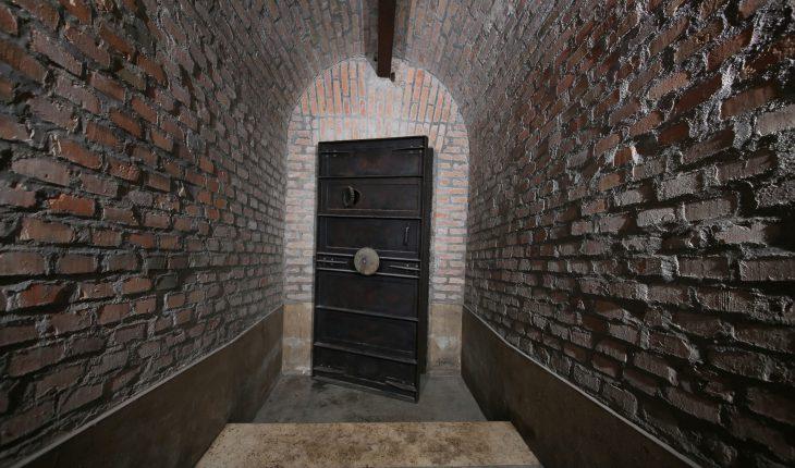 Bunker Villa Ada Roma
