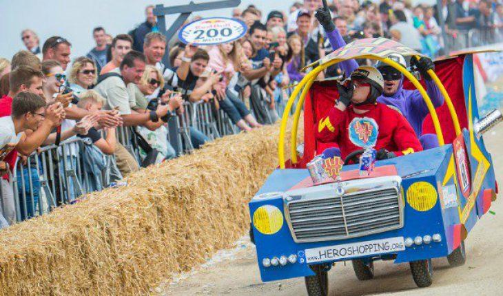 Corsa Red Bull Roma
