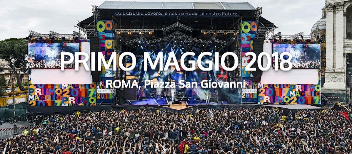 Festa dei Lavoratori Roma