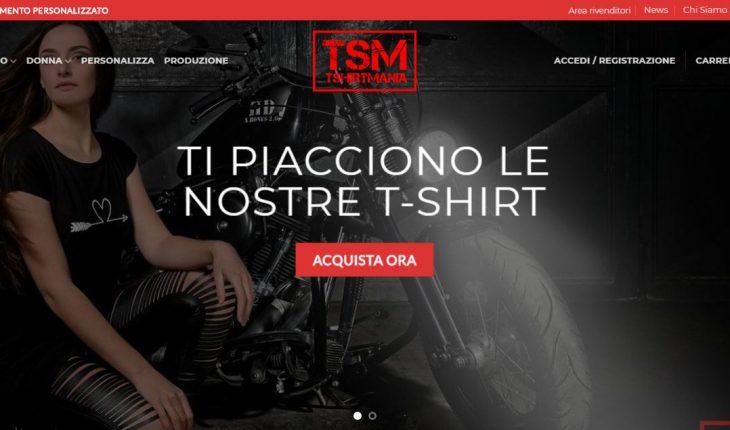 Magliette Personalizzate Roma