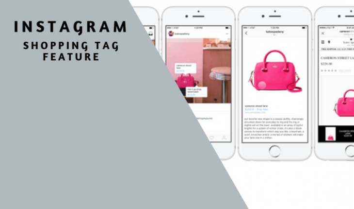 Instagram Tag Shopping