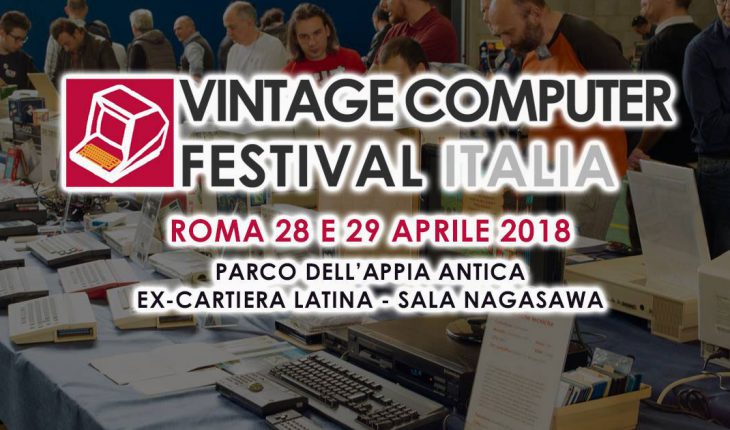 Vintage Computer Festival Roma