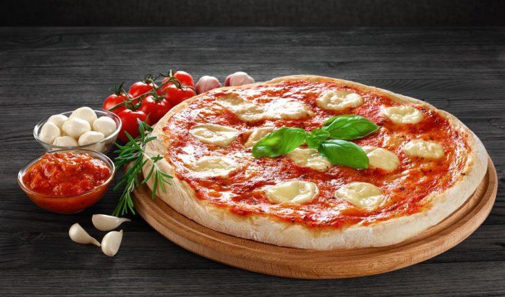 Anniversario Pizza Margherita