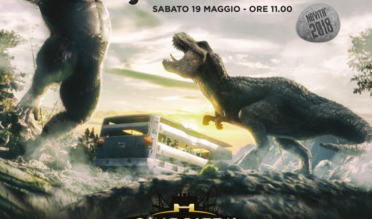 Jurassic War Cinecitta' World