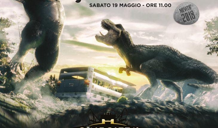 Jurassic War Cinecitta' World
