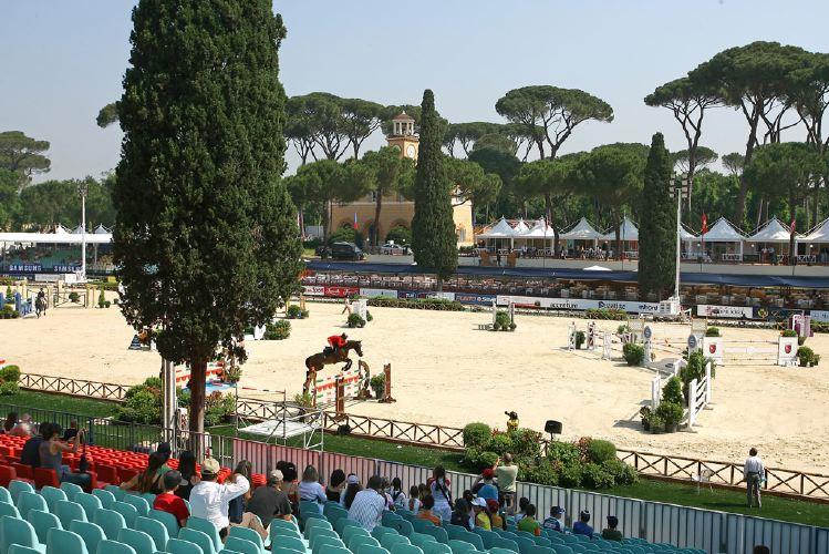 Concorso Ippico Roma