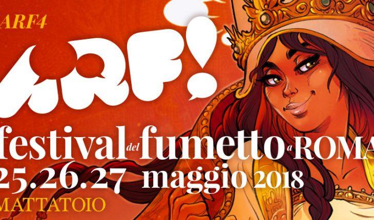 Festival del Fumetto 2018 Roma