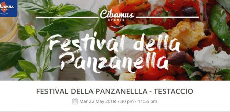 Festival Panzanella Roma