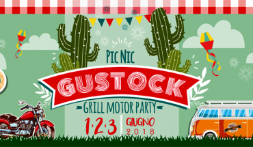 Gustock Grill Motor Party Roma