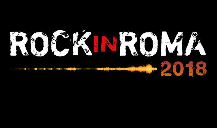 Manifestazione Rock in Roma 2018