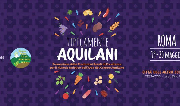 Mercatino Abruzzo 2018 a Roma