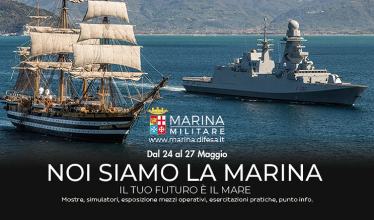 Mostra Marina Militare a Roma