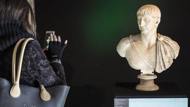 Mostra Traiano Roma