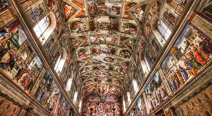 Musei Vaticani di Notte