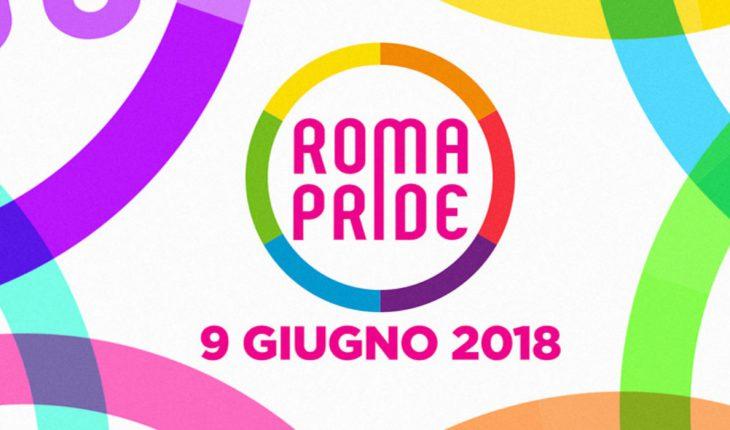 Roma Pride Parade 2018