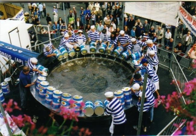 Sagra del Pesce Roma