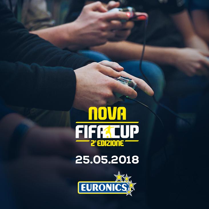 Torneo di Fifa a Roma