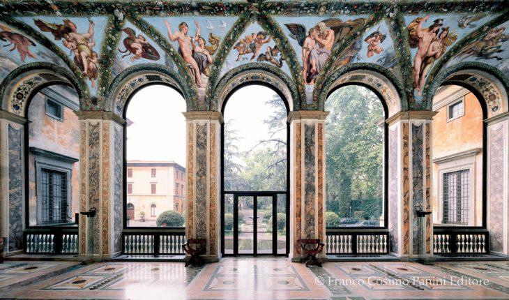 Villa Farnesina Roma