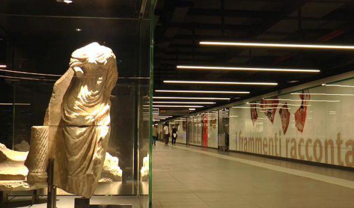 Visita Metro San Giovanni Roma