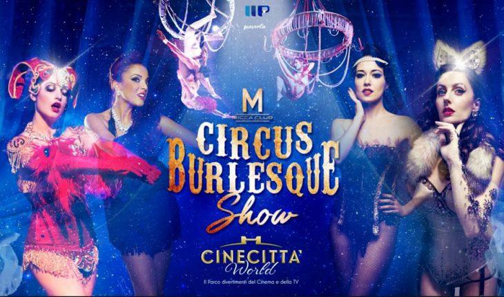 Circus Burlesque Roma