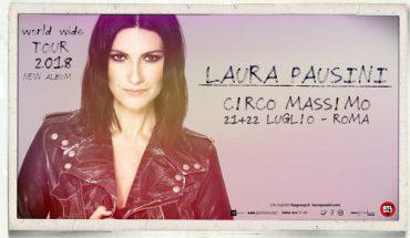 Concerto Laura Pausini a Roma