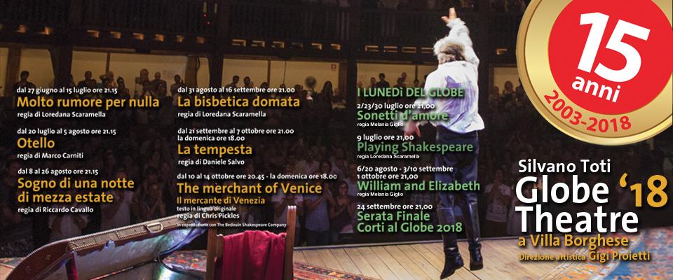 globe theatre romano