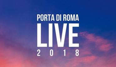 porta di roma live estate 2018
